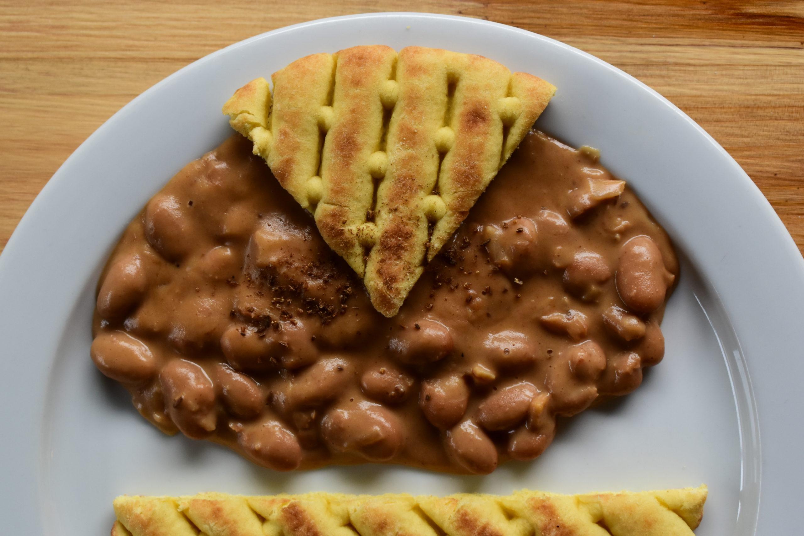 Peanut butter beans