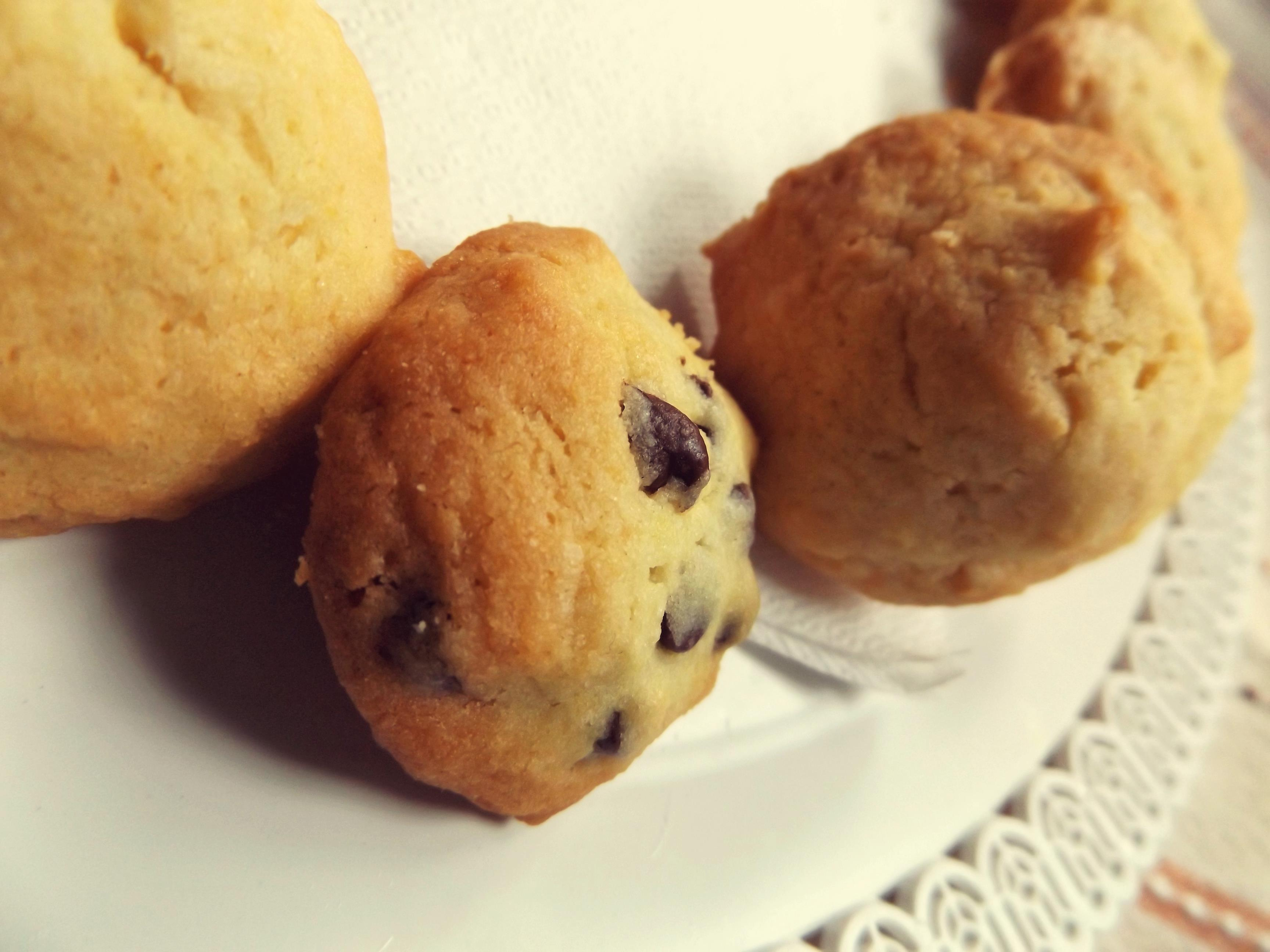Italian Cookies with and without chocolate drops