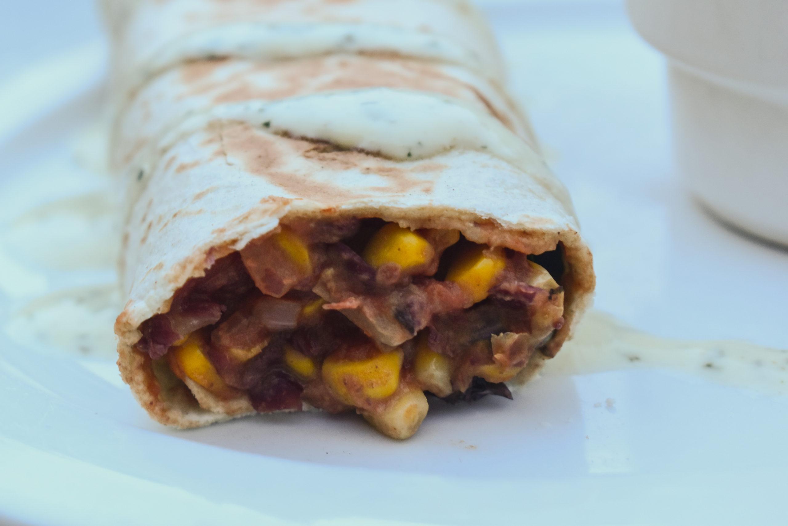 Classic burritos